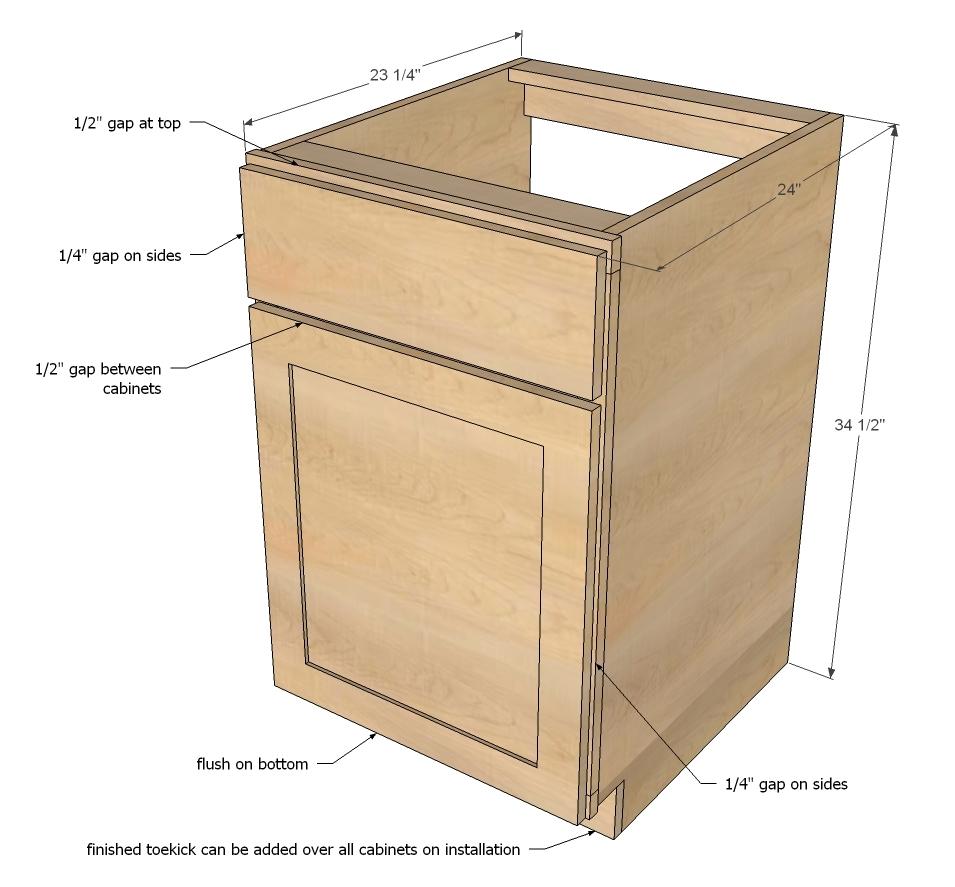 kitchen base cabinet height kitchen cabinet height Dan 39 Z Kitchen