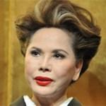 デヴィ夫人の出演者に暴力を振い200万の慰謝料で和解した事件