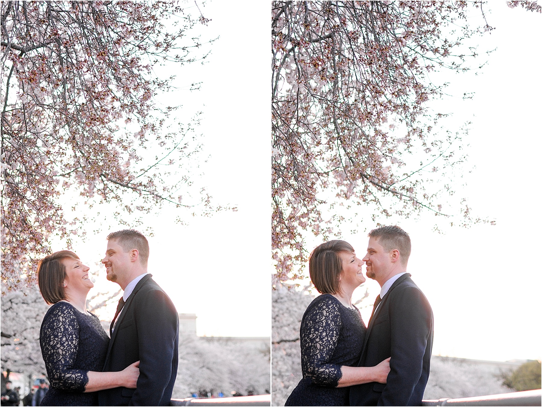 Washington DC Cherry Blossom Engagement | Ana Isabel Photography 14