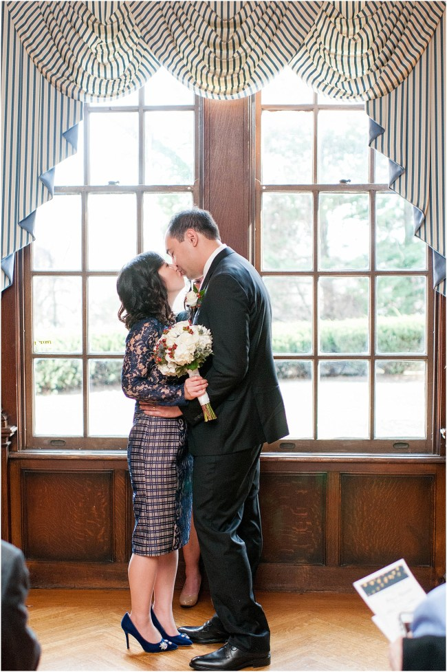 Small intimate wedding at Mansion at Strathmore | Ana Isabel Photography 29