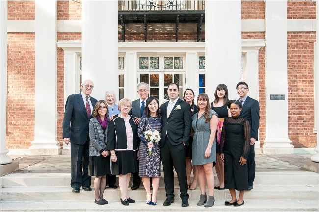 Small intimate wedding at Mansion at Strathmore | Ana Isabel Photography 35