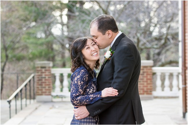 Small intimate wedding at Mansion at Strathmore | Ana Isabel Photography 37
