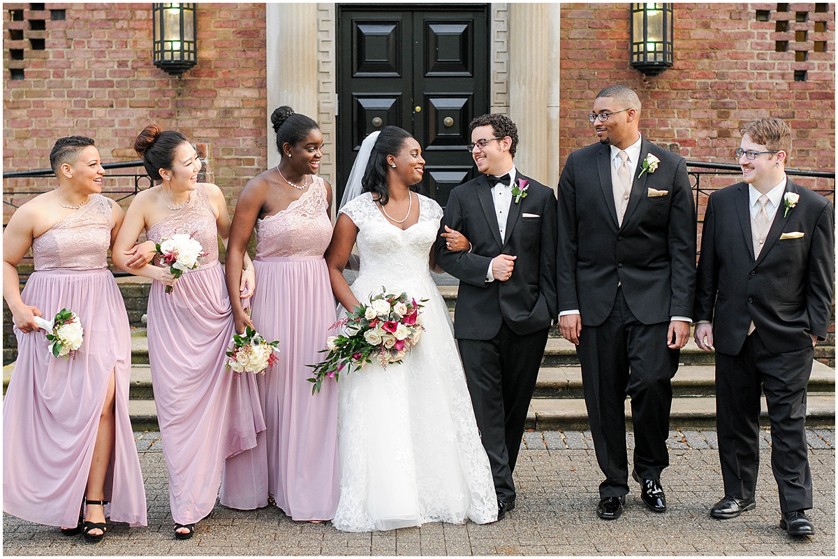 Newton White Mansion Wedding | Ana Isabel Photography 57