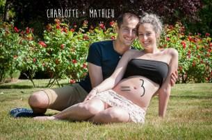 Pregnancy professional photo shoot