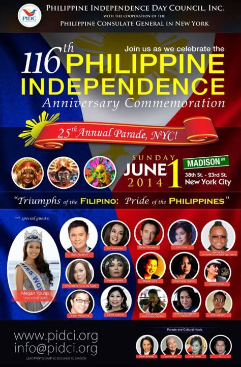 PI NYC Ana Julaton to join 2014 Independence Day Festivities in NYC
