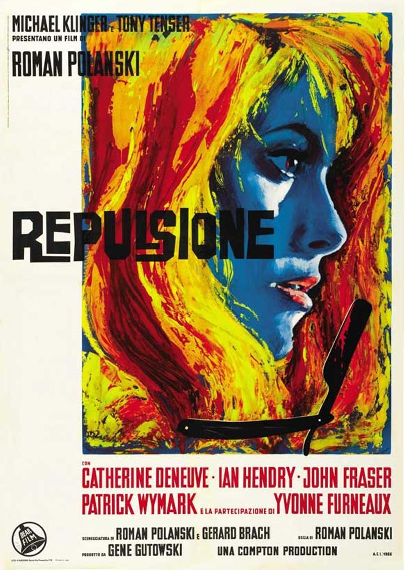 Poster do filme Repulsa ao sexo