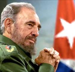 Fidel Castro 90