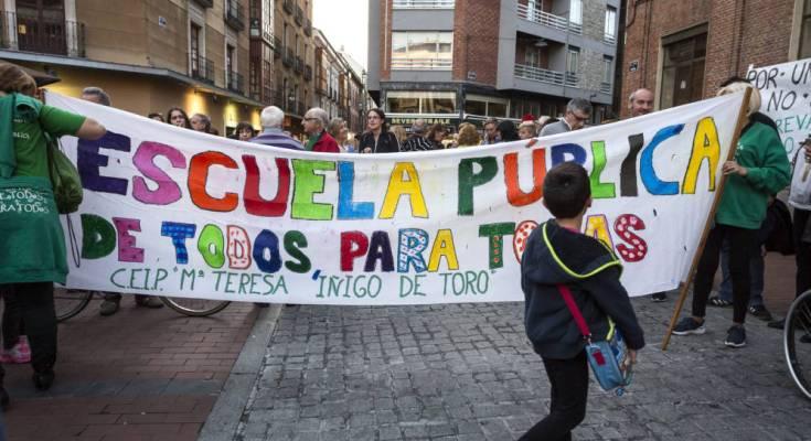 huelga estudiantil