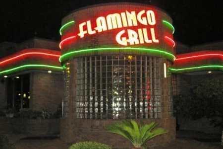 flamingo grill