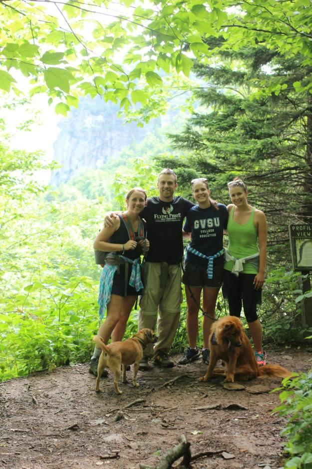 Boone NC Grandfather Mountain Hike