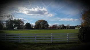 Keswick Farm sky