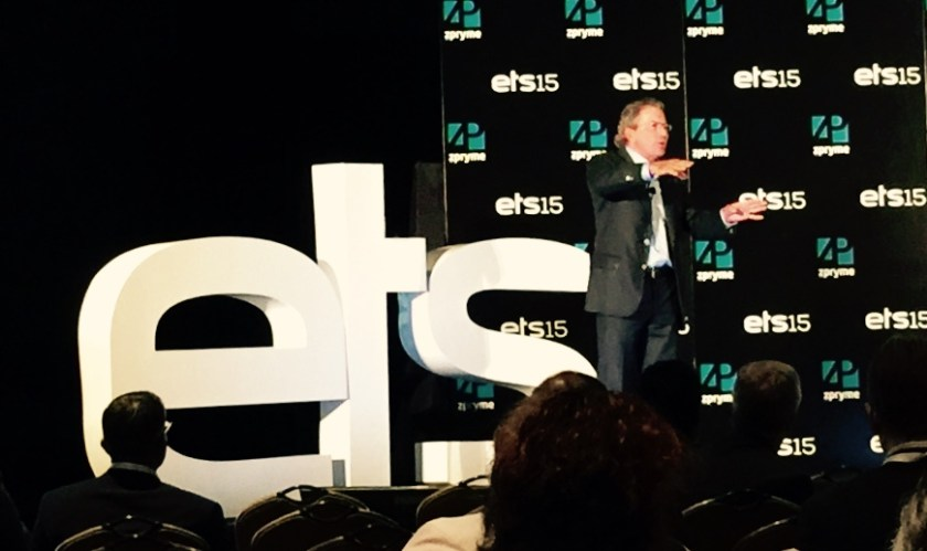 Thomas Seibel at ETS15