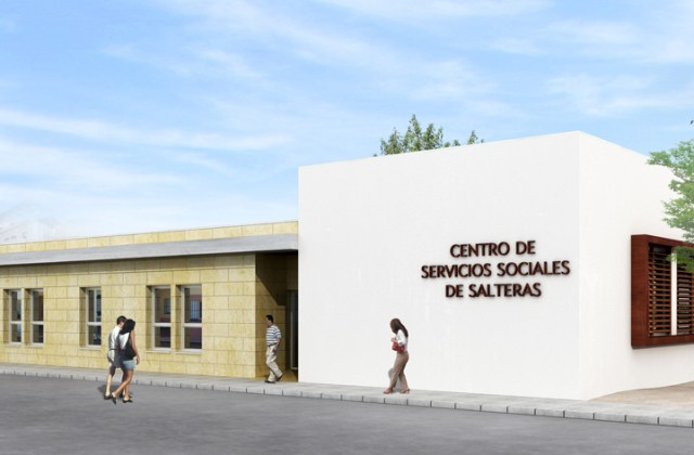 CENTRO DE SERVICIOS SOCIALES COMUNITARIOS EN SALTERAS