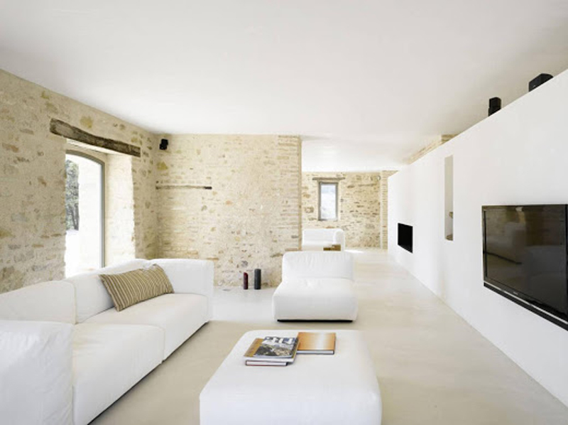 Wespi de Meuron _ House Renovation _ Treia (4)