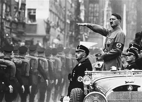 Hitler's faith and the Church