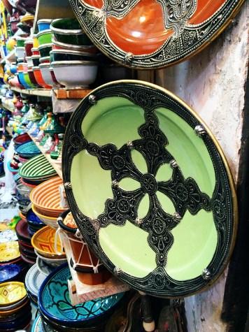 Ananyah- Marrakech Souk- Silver Bowls