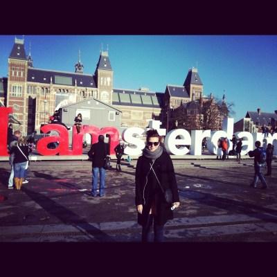 Неполюбившийся Амстердам