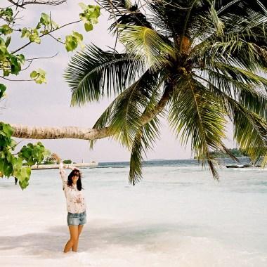 Цветные Мальдивы