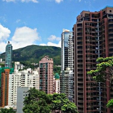 Поражающий Гонконг