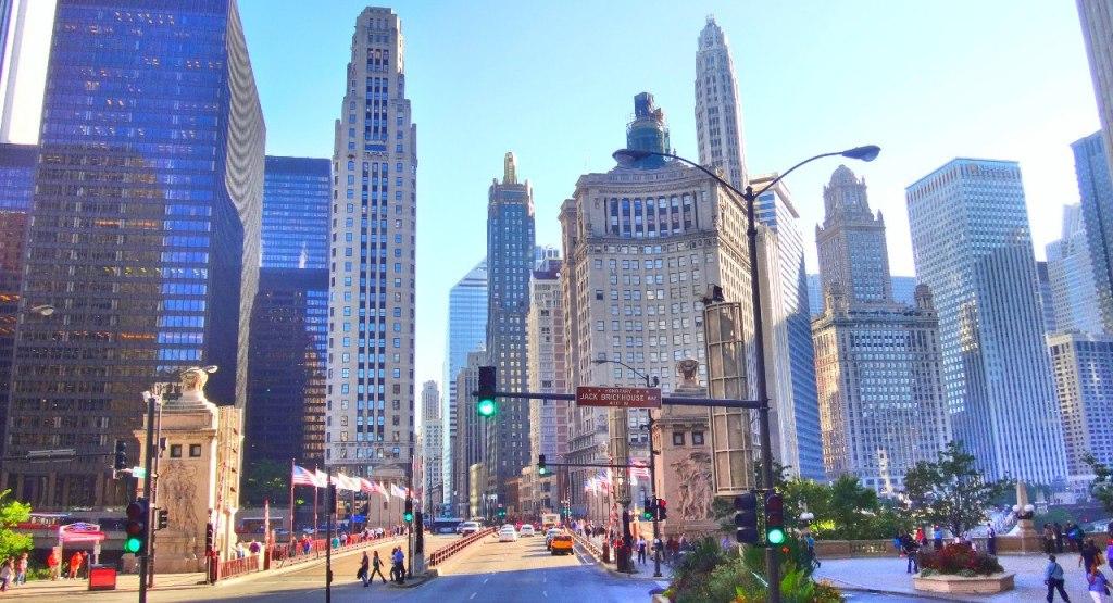 Солнечный Чикаго
