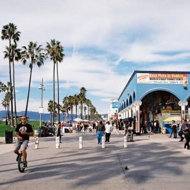 Манящий Лос-Анджелес
