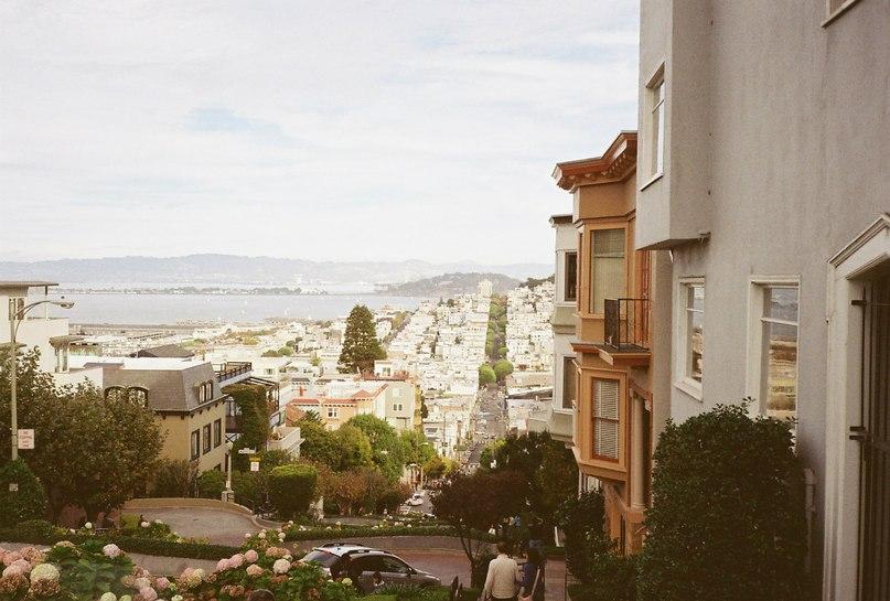 Любимый Сан-Франциско