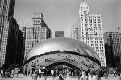 Монохромный Чикаго