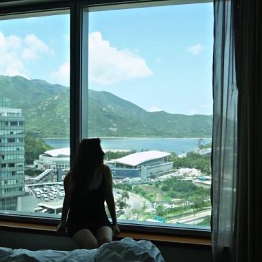 HDR-ные фото Гонконга