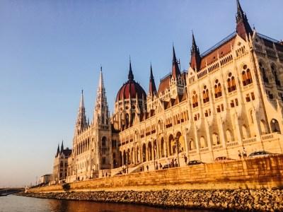 Фото уикенд в Будапеште