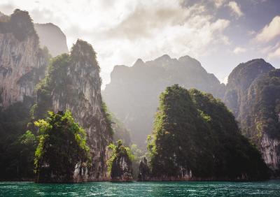 Кхао Сок и озеро Чео Лан: самостоятельное путешествие.