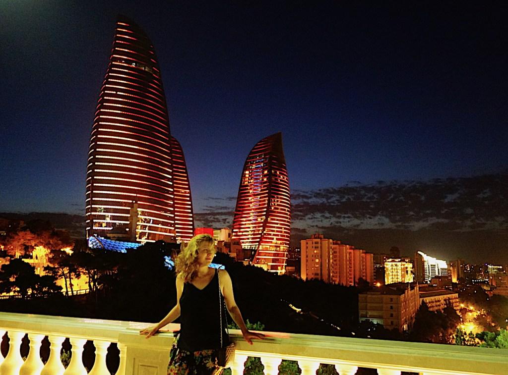 Баку: эмоции и инструкции