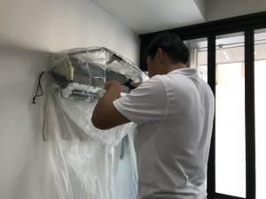 お掃除セミナー 日本ハウスクリーニング協会 エアコンクリーニング研修