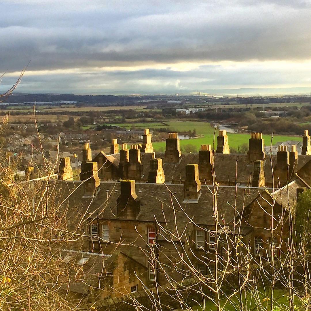 Stirling Castle…