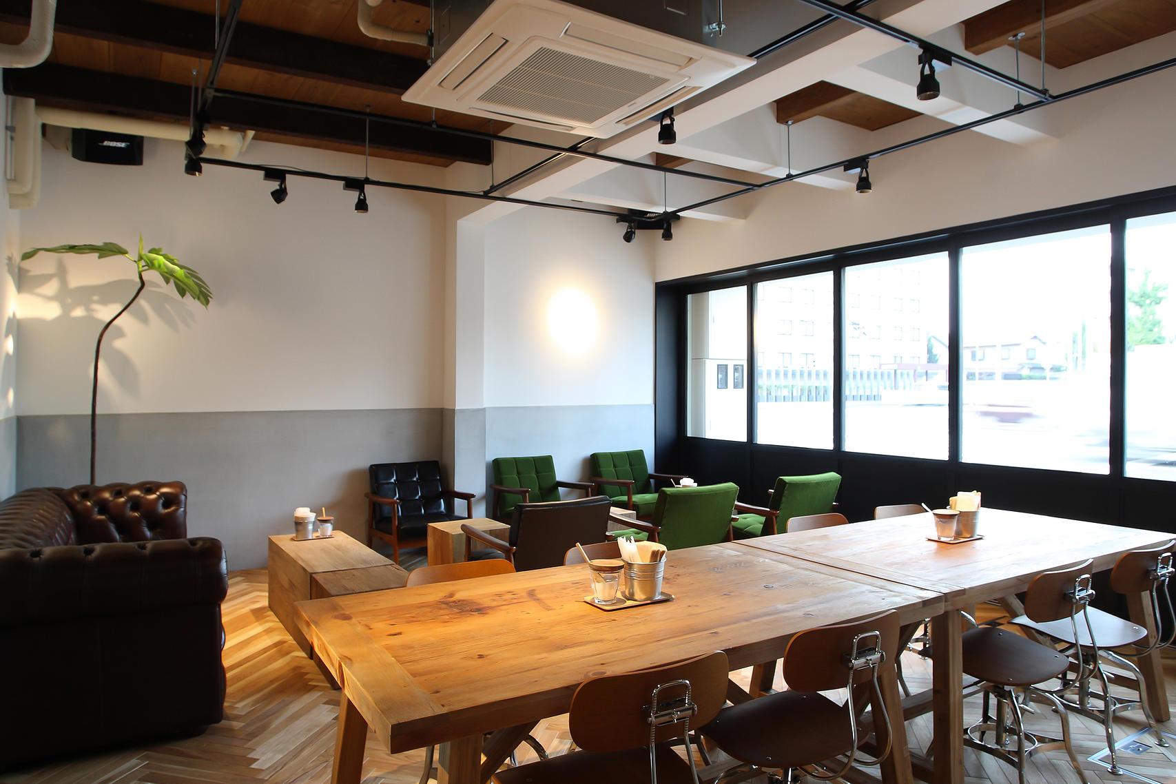 京都で美味しいコーヒーが飲めるホテル3選 THE LOWER EAST NINE HOSTEL