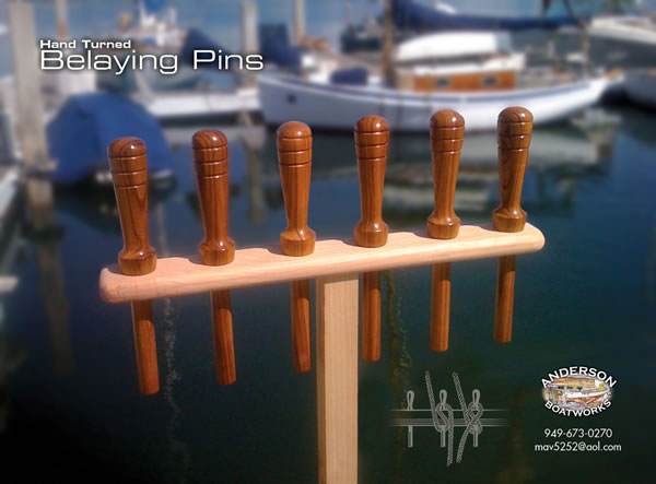 Belaying Pins