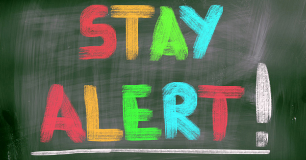 Stay Alert 600x315