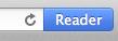 Reader button