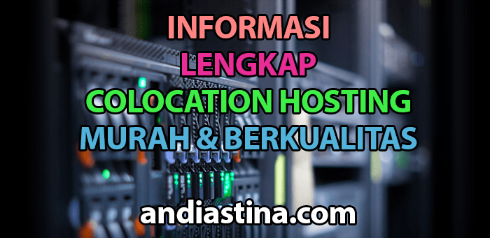 informasi colocation hosting
