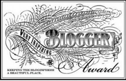 Very inspiring blogger tvice (2/2)
