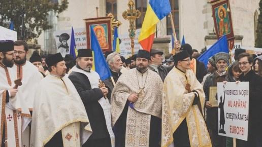 Marșul preoților