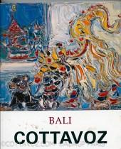 Cottavoz 1994 Exposition BALI à JAKARTA - Santi Fine Art Gallery