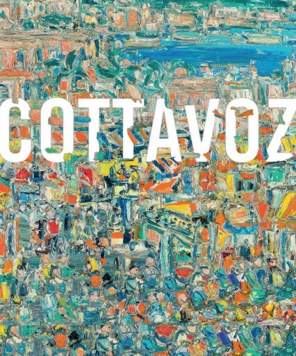 Exposition, COTTAVOZ «La palette, la toile et moi» Sainte-Foy-Les-Lyon 2016