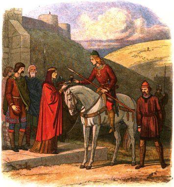 Edward the Martyr Poisoned Chronicle of England