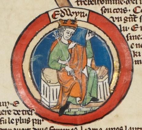 King Eadwig of England