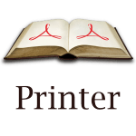 Book Printer for Mac