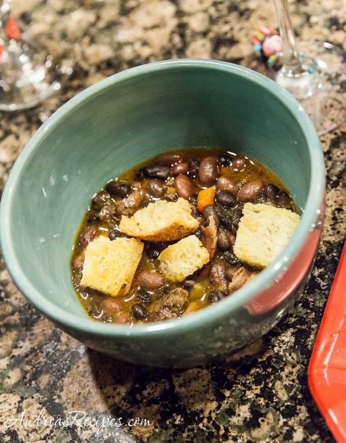 Andrea Meyers - Smoky Bean Soup