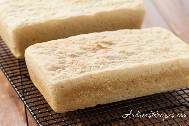English Muffin Bread - Andrea Meyers