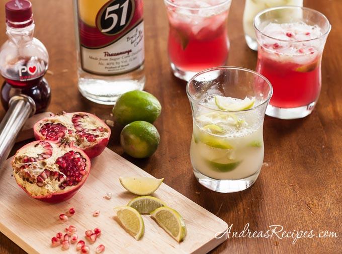 Caipirinha Cocktail - Andrea Meyers