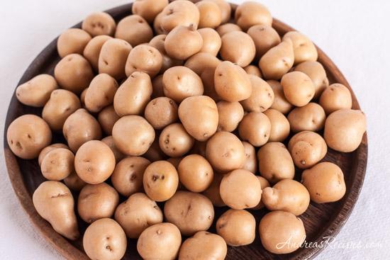 Papas Criollas (tiny yellow potatoes) - Andrea Meyers