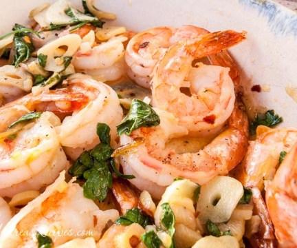 Shrimp in Garlic (Tapa)